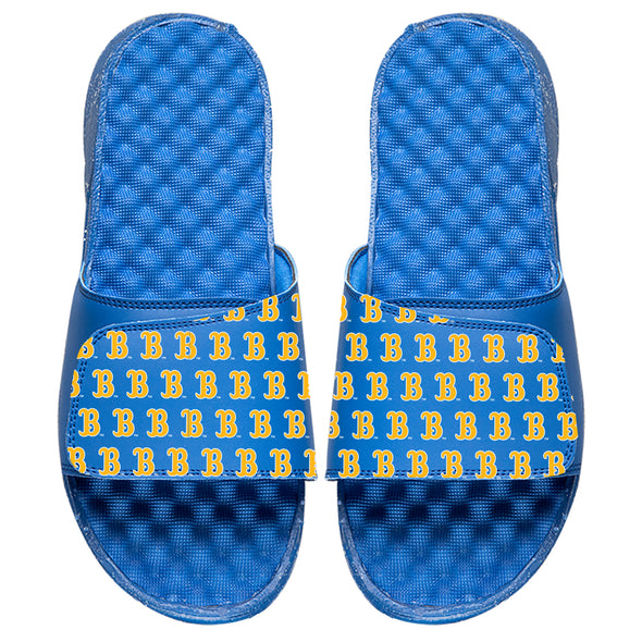 UCLA Bruins Pattern - ISlide
