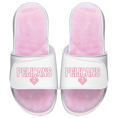 New Orleans Pelicans Pink Pop Fur