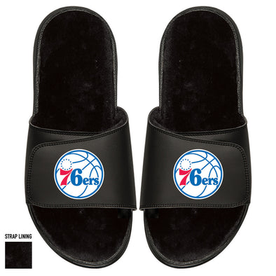 Philadelphia 76ers Primary Black Fur