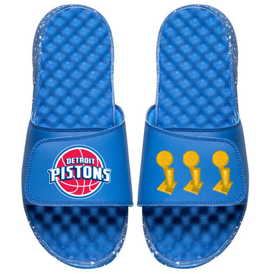 Detroit Pistons Trophies - ISlide Custom Slides