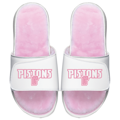 Detroit Pistons Pink Pop Fur