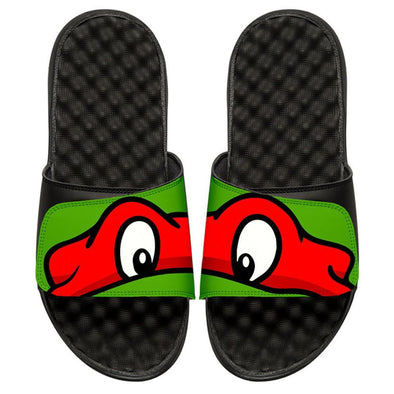 Teenage Mutant Ninja Turtles Raphael Nickelodeon Custom Slide Sandals - ISlide