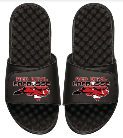 Red Devil Lacrosse Black
