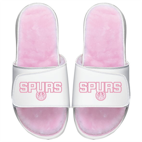 San Antonio Spurs Pink Pop Fur