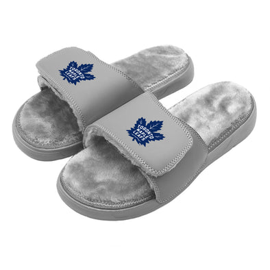 Toronto Maple Leafs Primary Grey Fur