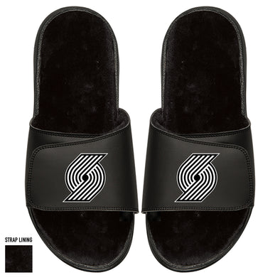 Portland Trail Blazers Black Fur