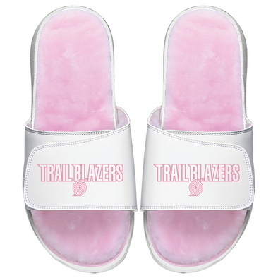 Portland Trail Blazers Pink Pop Fur