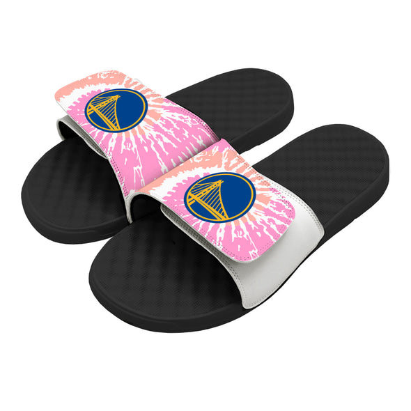 Golden State Warriors Pink Tie Dye