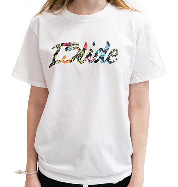 ISlide Kids T-Shirt White