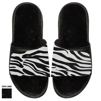 Zebra Black Fur