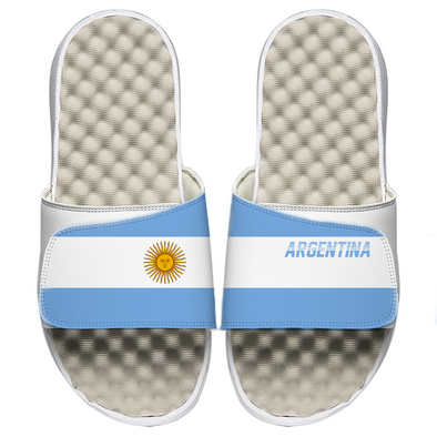 Argentina Text Flag - ISlide