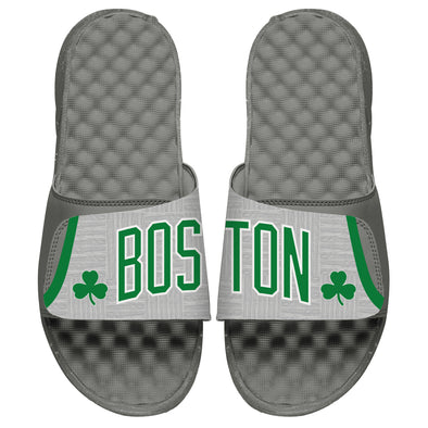 Boston Celtics City Edition Grey - ISlide