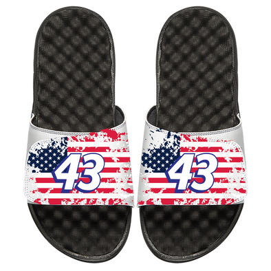 Bubba Wallace 43 American Flag