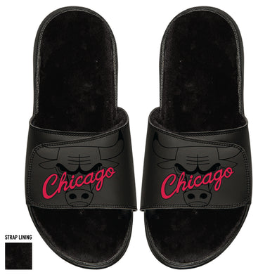 Chicago Bulls Tonal With A Pop Black Fur