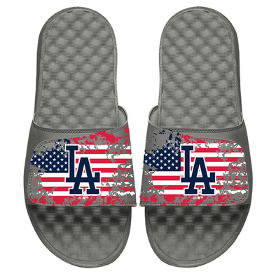 Los Angeles Dodgers American Flag