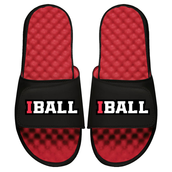 iBall Empire Logo Red