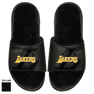Los Angeles Lakers Tonal With A Pop Black Fur