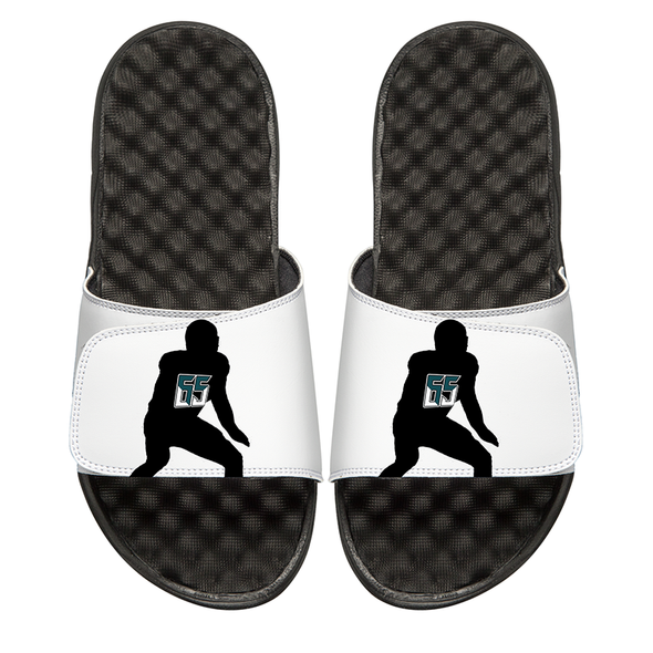 Lane Johnson 65 Silhouette - ISlide