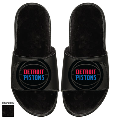 Detroit Pistons Tonal With A Pop Black Fur