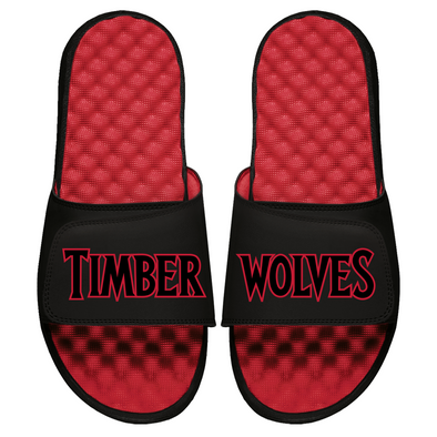 Minnesota Timberwolves Wordmark BRED