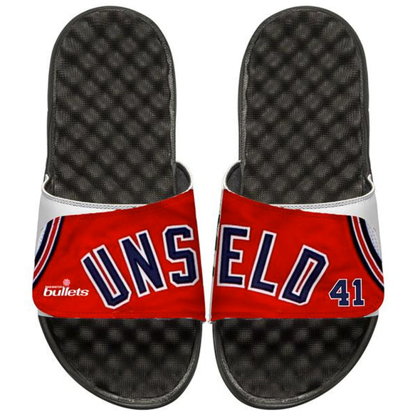 Wes Unseld #41 - ISlide