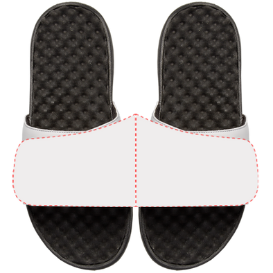 Your Customized ISlide Sandal~White - ISlide Custom Slides