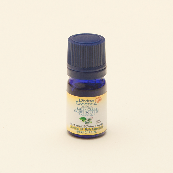 Sage Clary essential oil