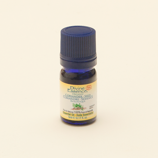 Coriande seed essential oil