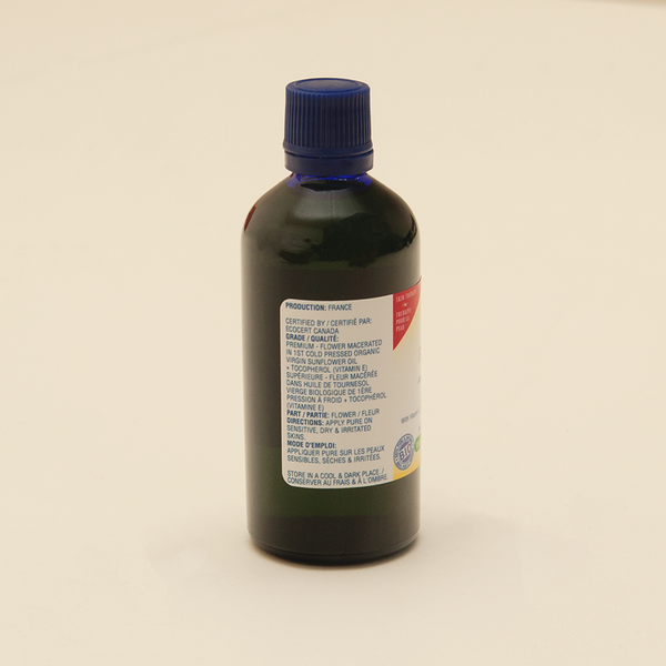 Arnica vegetable oil