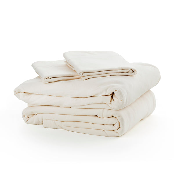 Bed Sheet Set - Organic Cotton