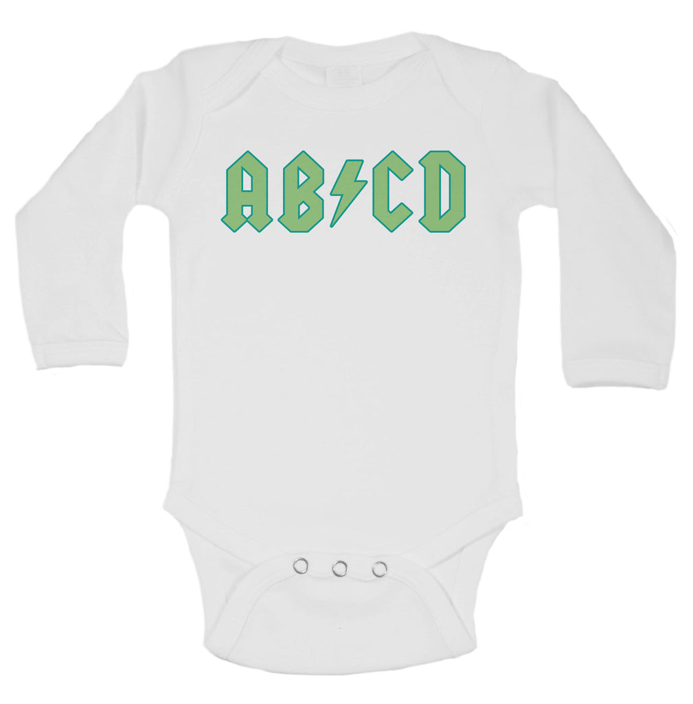 2792111cf ABCD - Funny Kids Shirts – Little Royaltee