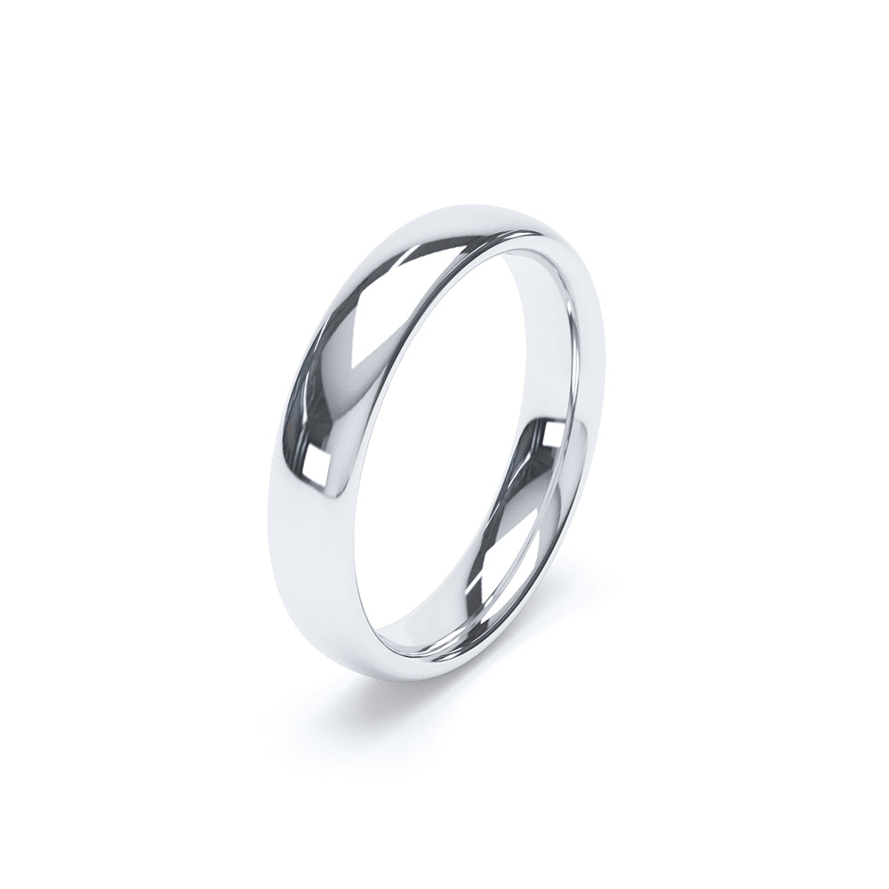 BC Soft Court Wedding Ring
