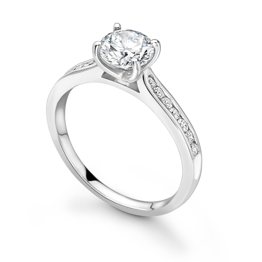 Calla Engagement Ring