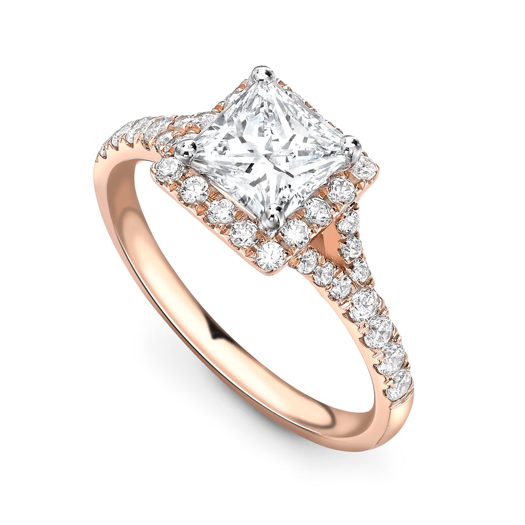 Florin Engagement Ring