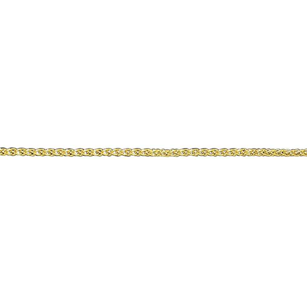 Filed Spiga Chain