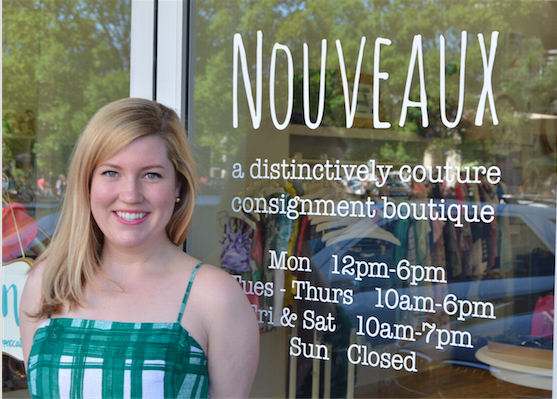 Welcome to 'What's new at Nouveaux'!