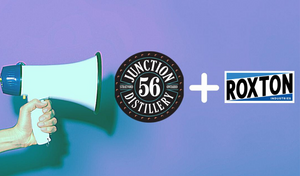 Partnership Announcement - Junction 56 Distillery Hand Sanitizer