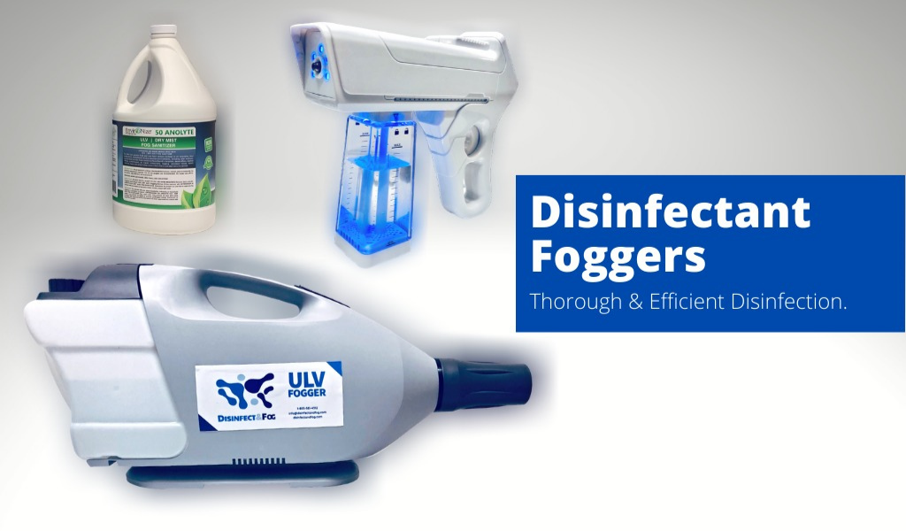 Roxton Industries Disinfecting Fogger Products