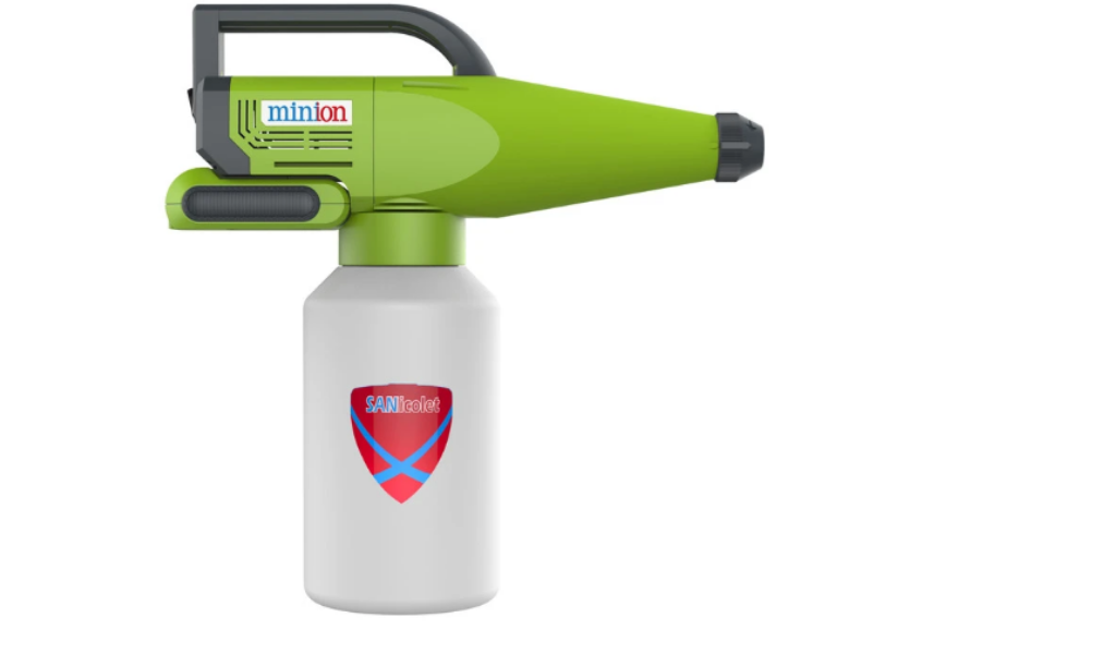 Is the Minion Cordless Electrostatic Handheld Fogger a game changer in the disinfecting industry?