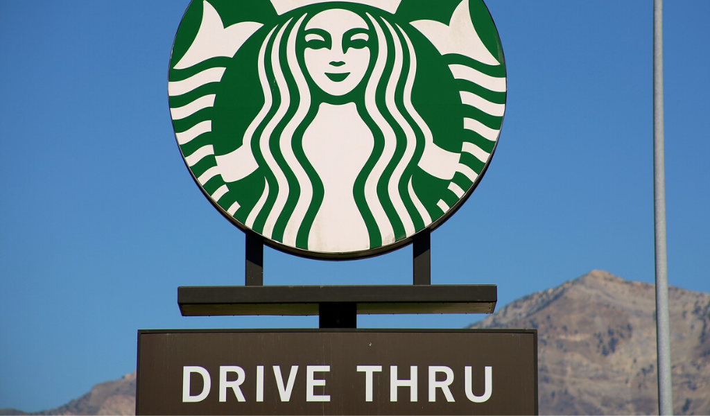 Starbucks Drive Thru