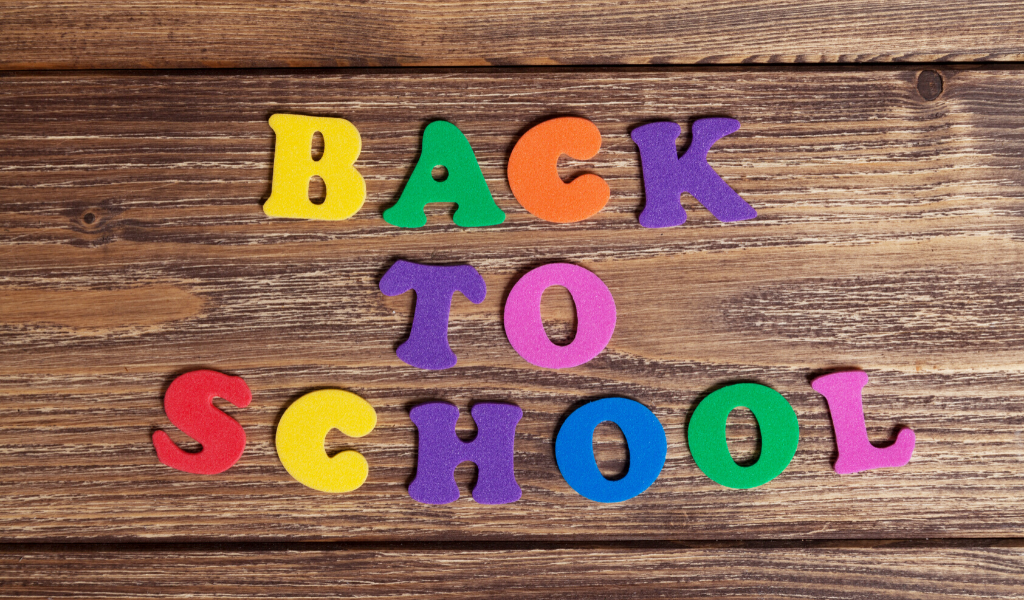 Back To School Necessities - The New Normal
