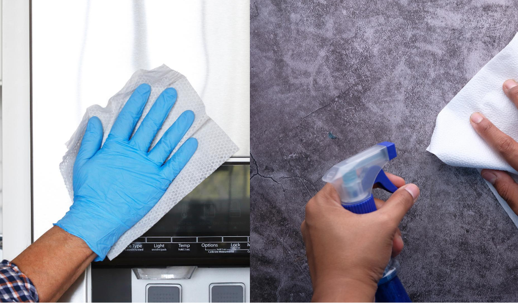 Top 4 Reasons You Should Be Using Disinfectant Wipes