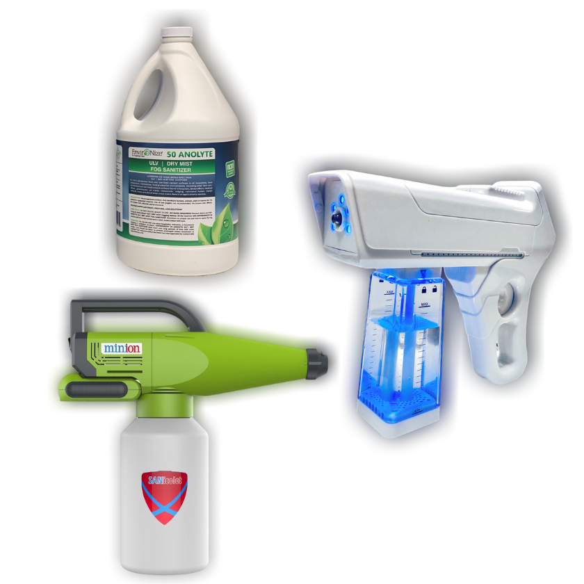 Roxton Industries Disinfectant Fogger Products