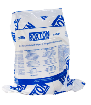 Roxton Disinfecting Wipes 800 count Single Roll - Health Canada Approved