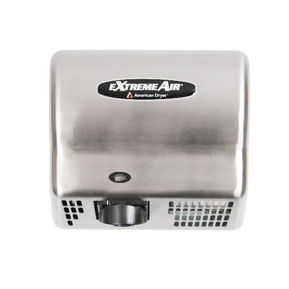 American Dryer Hand Dryer EXT-7 SS Stainless Steel
