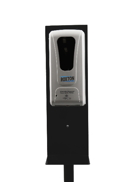 Automatic Hand Sanitizer Dispenser Floor Stand (Dispenser not included)