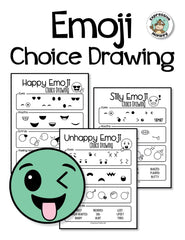 emoji choice drawing