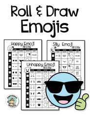roll & draw emojis