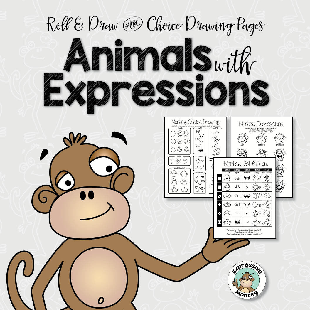 Drawing Animals with Expressions