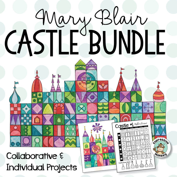 Mary Blair Castle Bundle